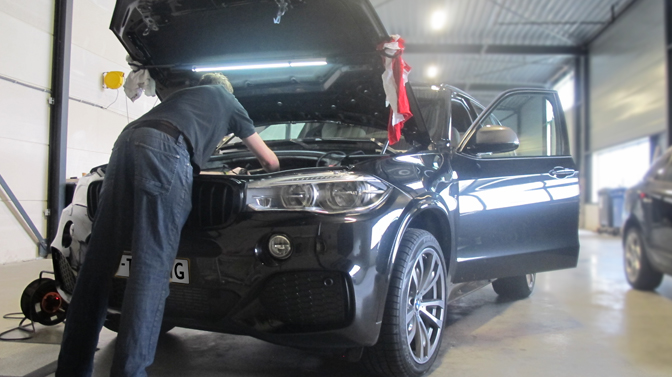Chip Tuning BMW X5 en X6 35i