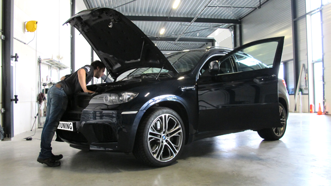 Chip Tuning BMW X5 en X6 40d