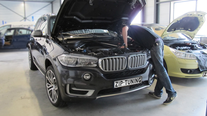 Chip Tuning BMW X5 en X6 50i