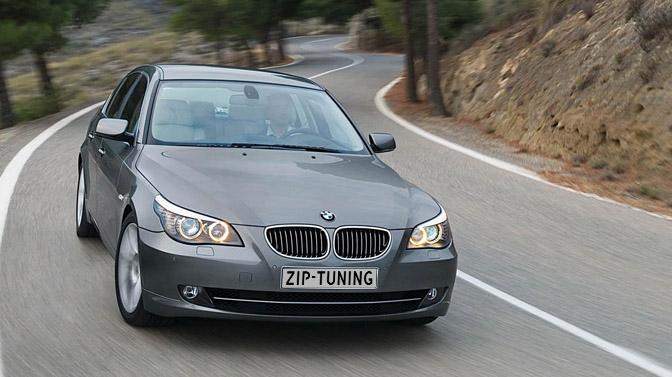 Chiptuning BMW 520i