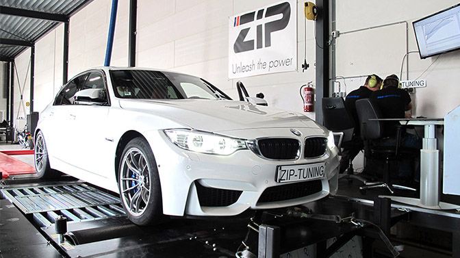 Chiptuning BMW M3