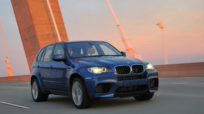 Chip Tuning BMW X5 M