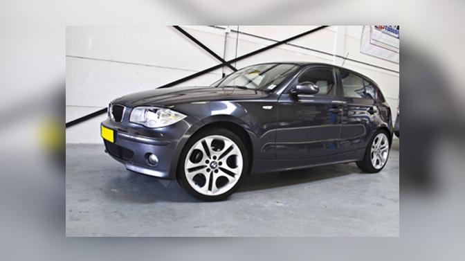 Chiptunen BMW 116d 118d E87
