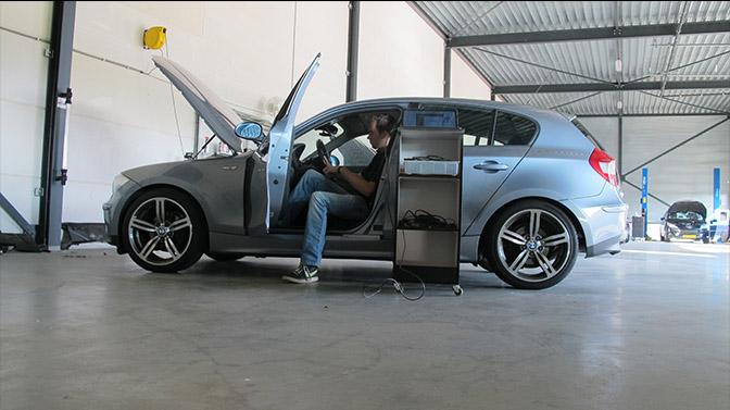 Chiptunen BMW 118d
