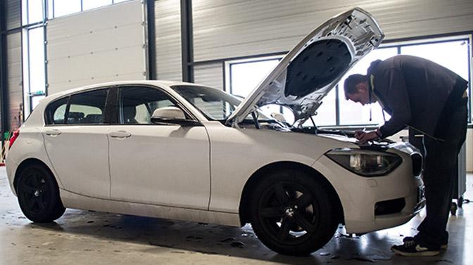 Chiptunen BMW 120d