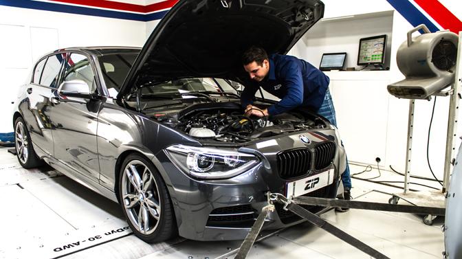 Getunde BMW M135i doet uw hart nog sneller kloppen
