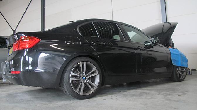 Chiptunen BMW 328i
