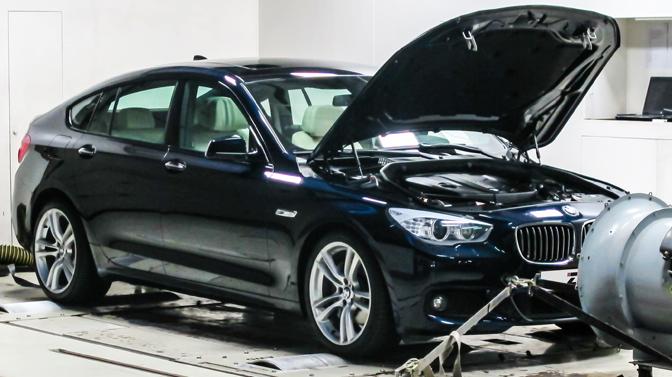 Tuning BMW 3 GT brengt pittig comfort