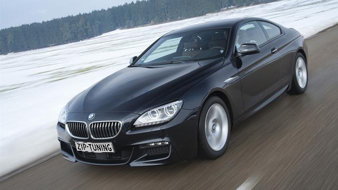 Chiptunen BMW 640d