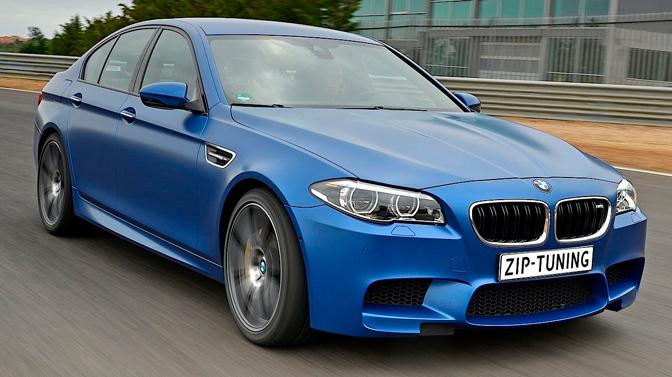 BMW M5 4.4T met 560 pk heeft nog volop reserve