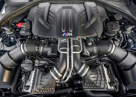 BMW M5 Chiptuning