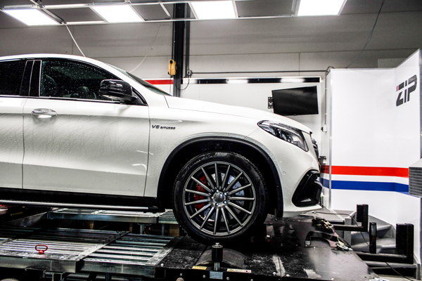 Mercedes-Benz GLE 63 AMG S tuning