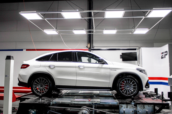 Mercedes-Benz GLE AMG S Chiptuning