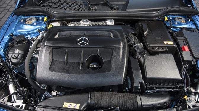 Motor tuning Mercedes Benz A 180 122 pk