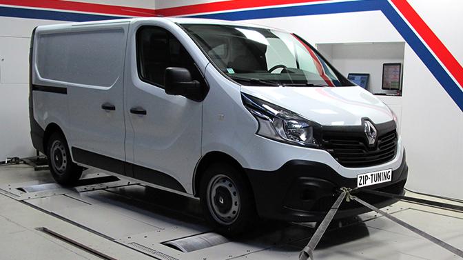 Renault Trafic 1.6 DCI biedt veel meer dan 90 pk