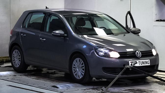 Volkswagen Golf VI 1.4 TSI 122 pk na tuning