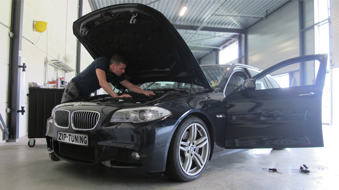 Tuning BMW Diesel na 2012 nu mogelijk