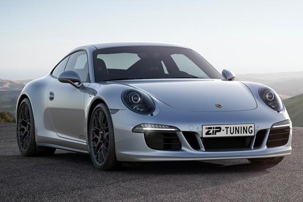 Porsche 911 Chiptuning