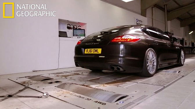 Supercar Megabuild: Porsche Panamera