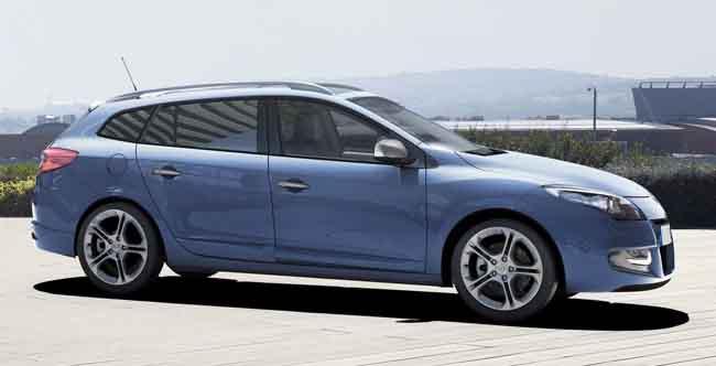 Chiptunen Renault Megane 1.5 dCI