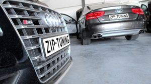 Chiptuning Audi S8 ZIPtuning
