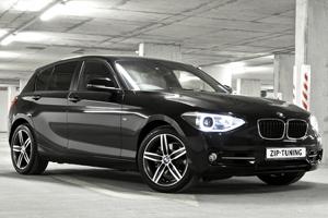 Chiptuning BMW 116i