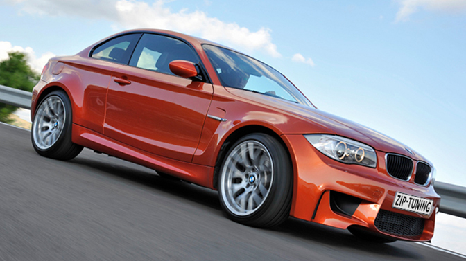 Tunen BMW 135i Coupe en Cabrio Power kit