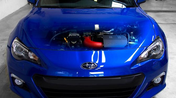 Tuning Toyota GT86