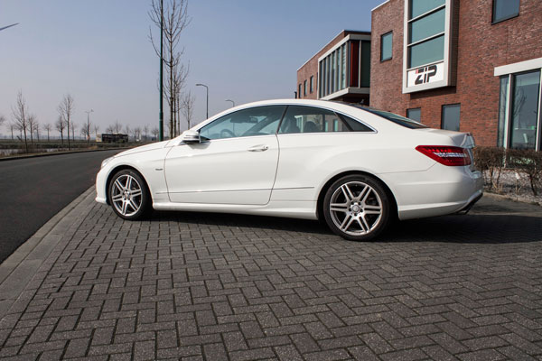 Mercedes Benz E350 231 pk Chiptuning