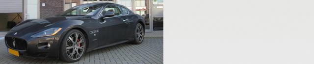 Chiptuning Maserati
