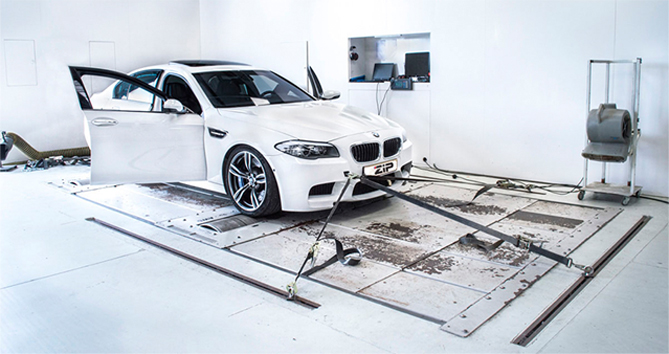 Tuning BMW M3 power kit