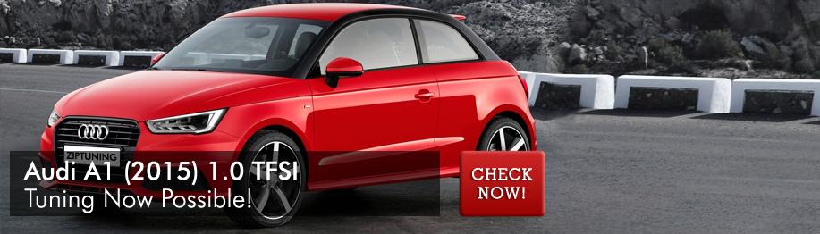 Chiptuning Audi A1 1.0 TFSI