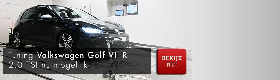 Tuning Volkswagen Golf VII R nu mogelijk!