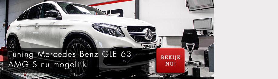 Mercedes-Benz GLE AMG S Tuning Mogelijk