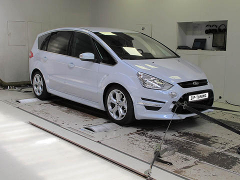 Chiptuning ford s max 2 0 tdci