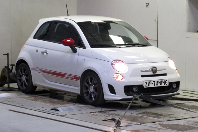 Abarth 500 1.4 Tjet Stage 2