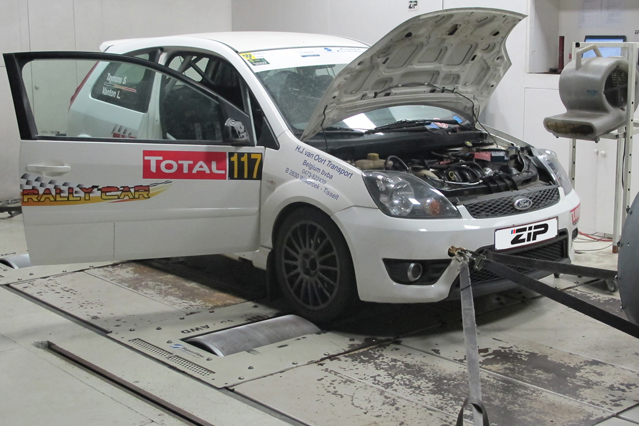 Ford Fiesta Stage 2