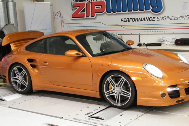 Porsche 911 997 Turbo Stage 3