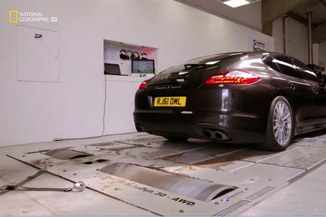Supercar Megabuild: Porsche Panamera Hybrid