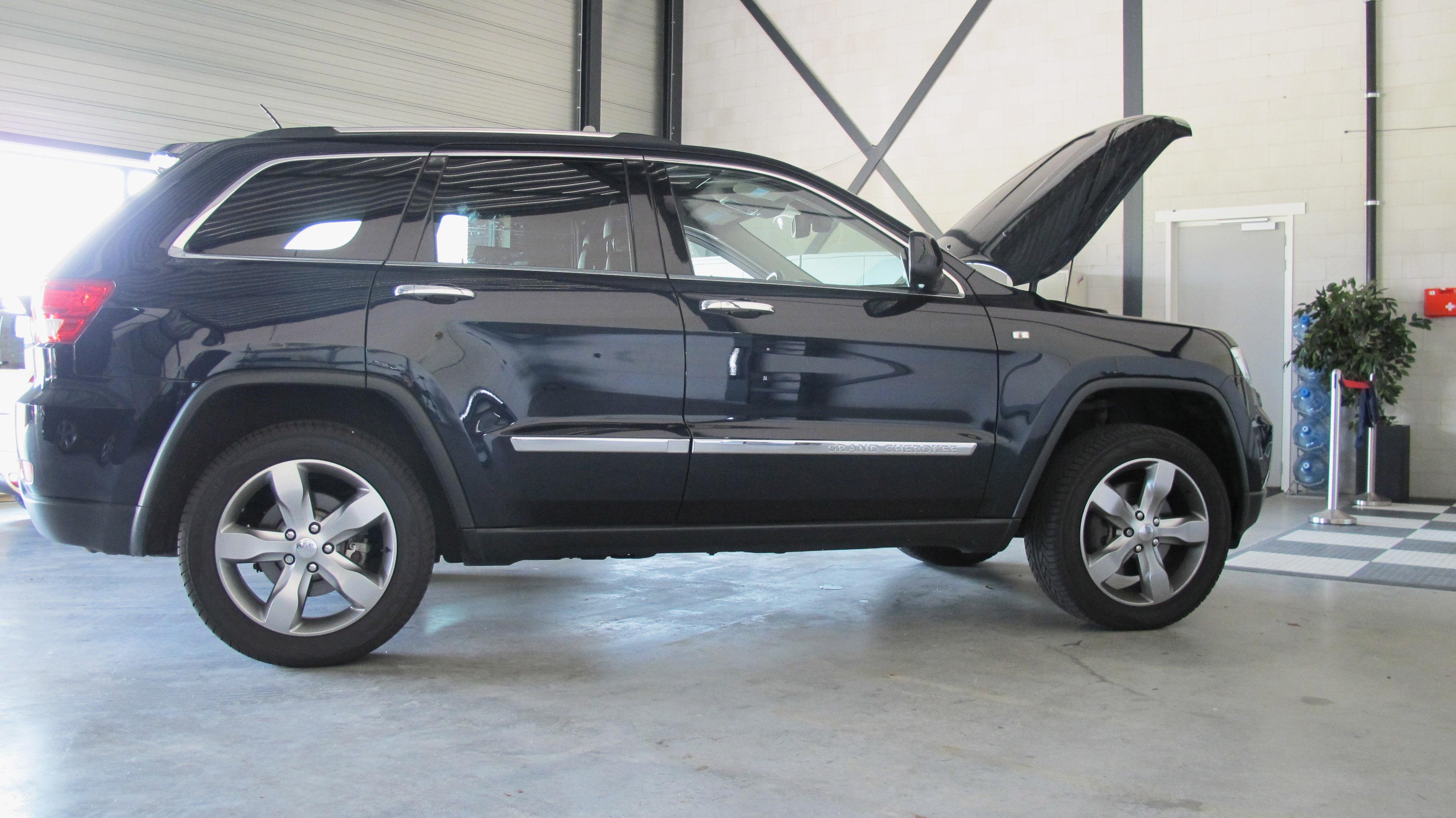 reprogrammation jeep grand cherokee 3 0 crd 190 cv 2011. Black Bedroom Furniture Sets. Home Design Ideas